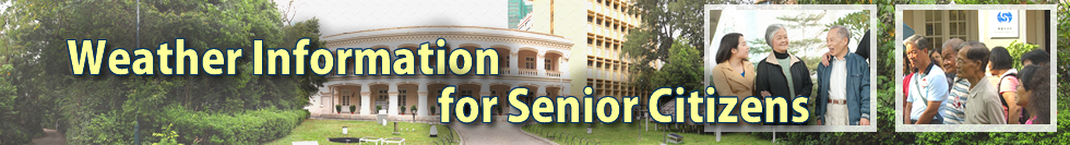 Weather Information for Senior Citizens